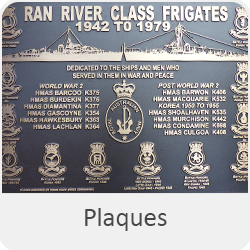 Plaques Galley