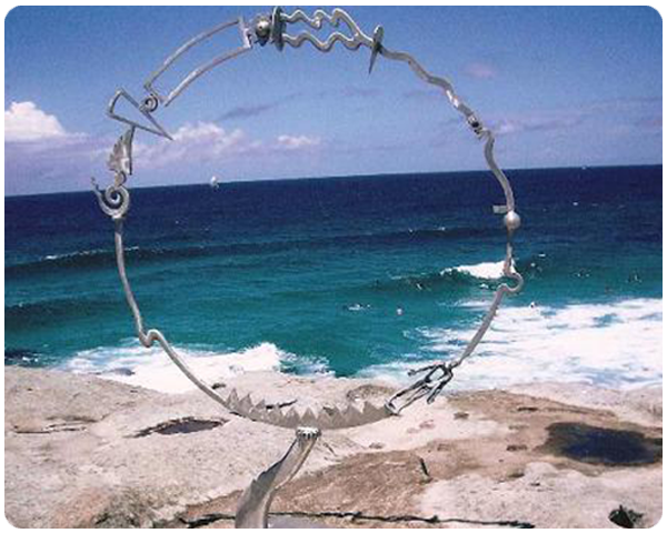 Sculptures by the sea5