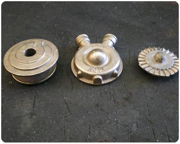Bronze Pump Components