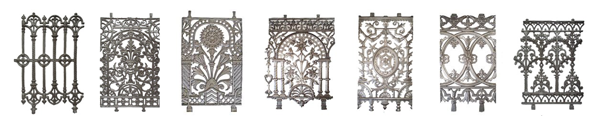 BalustradingLACE PANEL